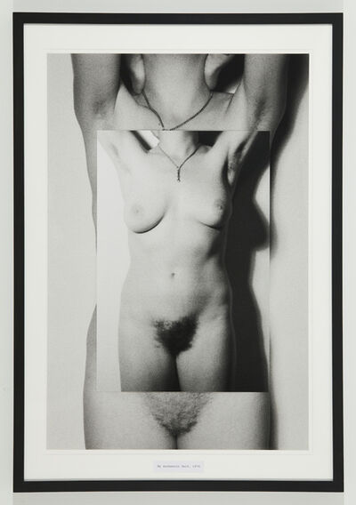 Martha Wilson, 'My Authentic Self', 1974/2011