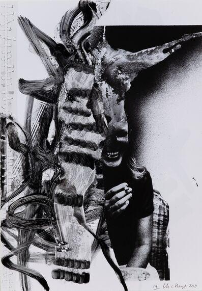 Charline von Heyl, 'Lacuna Lotto (for Parkett 89)', 2011