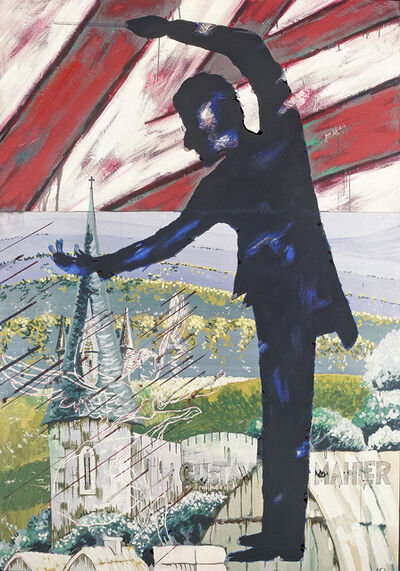 Edgar Franceschi, 'Gustav Mahler Conducting', 2013