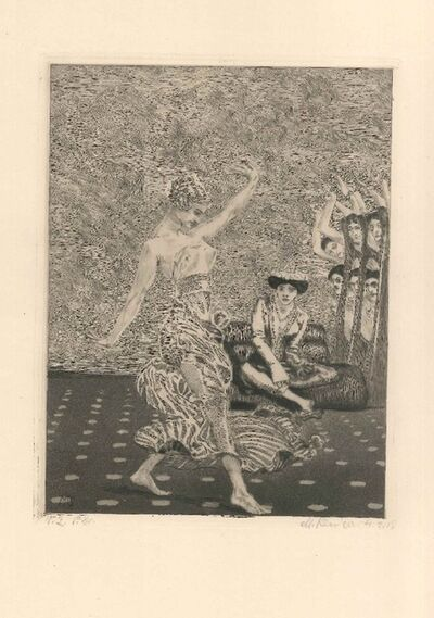 Max Klinger, ' The dance', 1915
