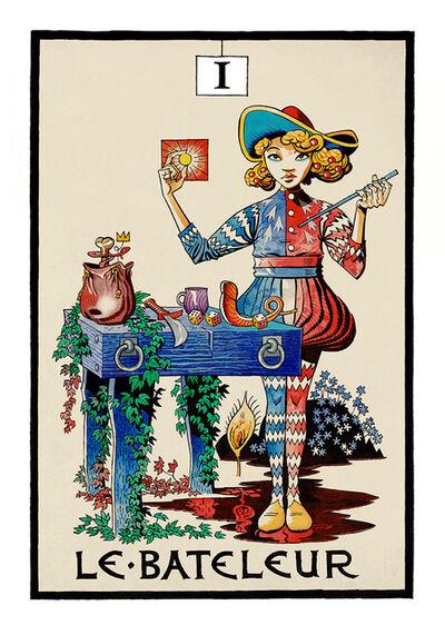 Jamie Hewlett, 'Le Bateleur (The Magician)', 2015