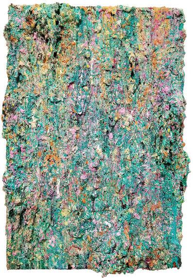 Melvin Martinez, 'Monet, Pollock, Martinez', 2018