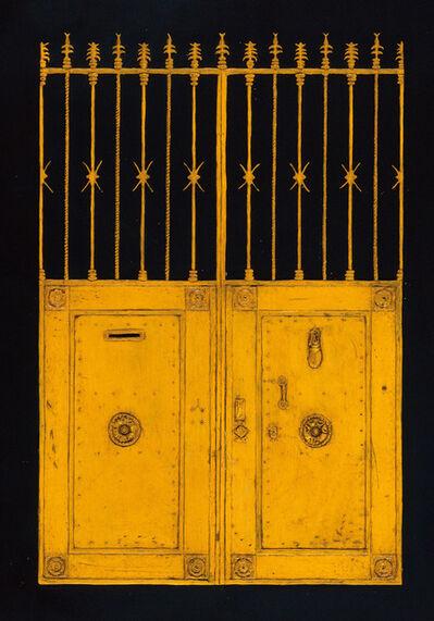Josep Navarro Vives, 'Door', 1963