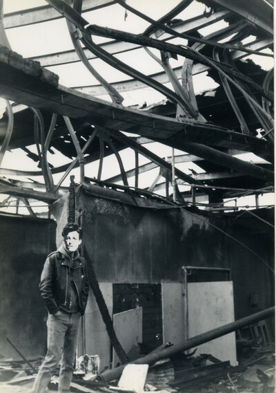 David Wojnarowicz, 'Arthur Rimbaud in New York', 1978-1979
