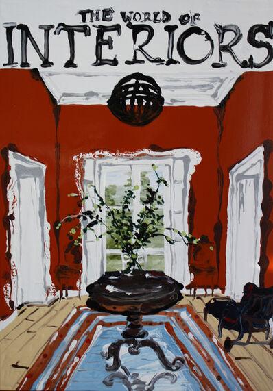 Mary Ronayne, 'The World of Interiors', 2021