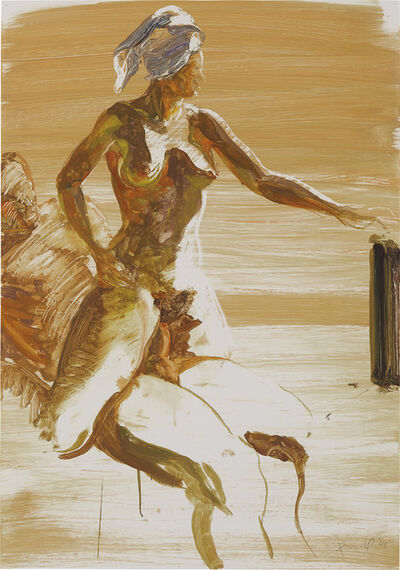 Eric Fischl, 'Untitled', 1995