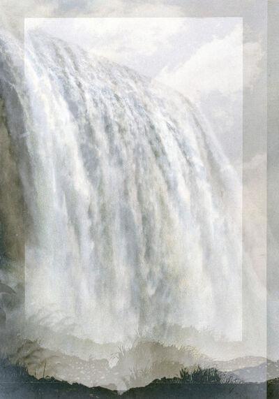 Claudia Angelmaier, 'Falls (Niagara II)', 2016