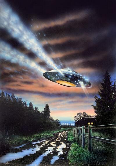 Steve Crisp, 'Skycrash', 1986
