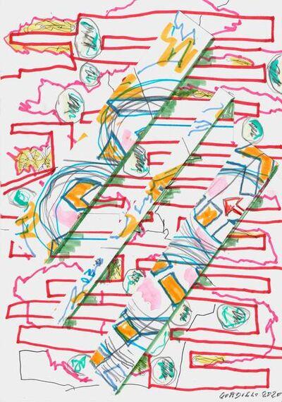 Luis Gordillo, 'Untitled', 2020