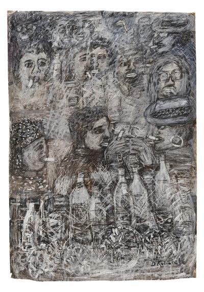 David Koloane, 'The Bacchanalia', 2016