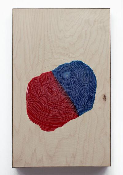 Sinisa Kukec, 'I NEED AMERICA NEEDS ME (THE EMPIRE NEVER ENDED), No. 10', 2016