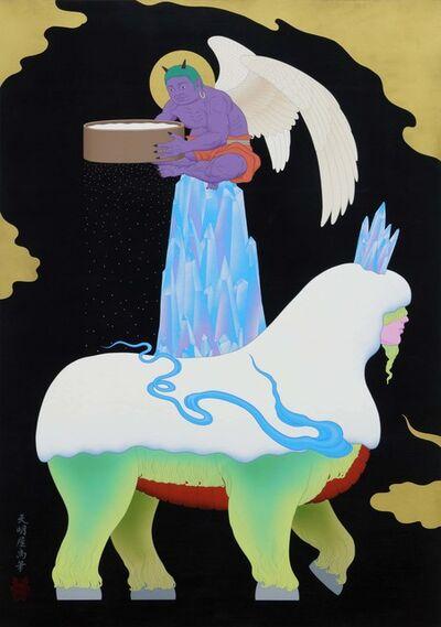 Tenmyouya Hisashi, 'Snow God', 2018
