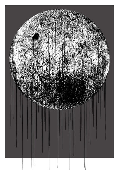 Victor Ash, 'Far Side of the Moon (Grey Edition)', 2019
