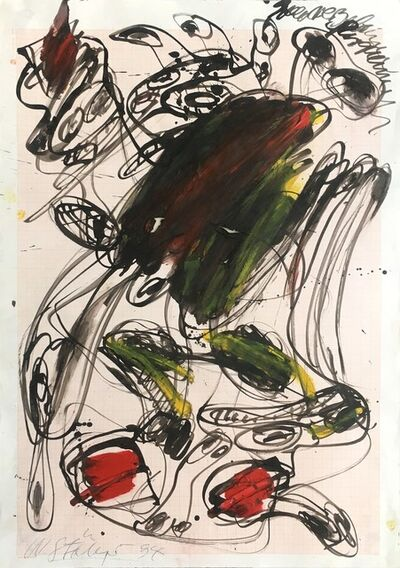 Walter Stöhrer, 'Untitled II', 1994