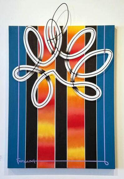 Ken Farkash, 'Spaghetti Bowl', 2018