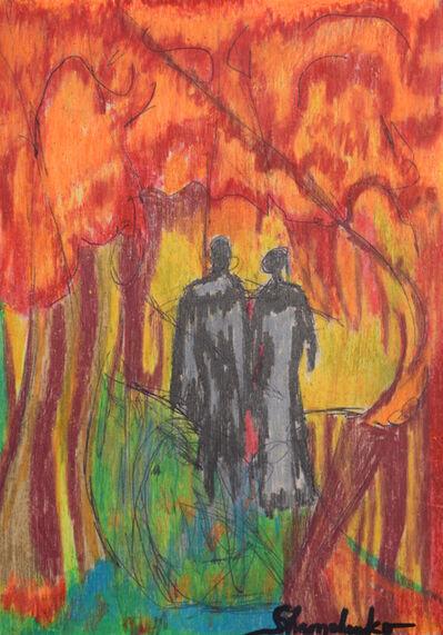 Gail Shamchenko, 'A Walk in Autumn', 2016