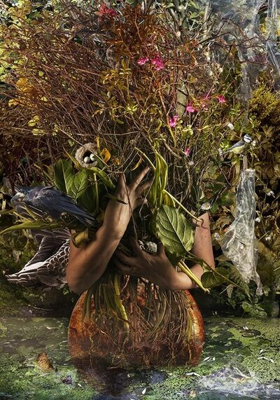 Christine Simpson, 'Portrait Of The Artist As An Eco Feminist', 2019