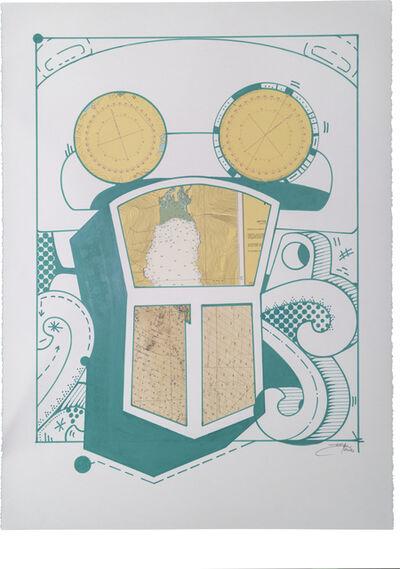 Sonny Assu, 'Landline #3', 2020