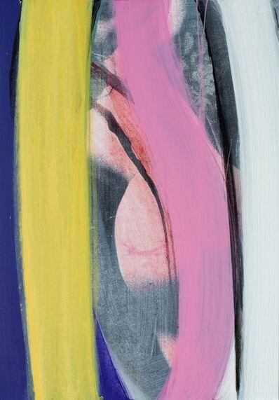 Arnulf Rainer, 'Akt', 2012