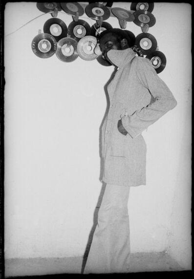 Malick Sidibé, 'Le Fou des Disques', 1973