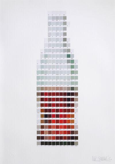 Nick Smith, 'Coca Cola - Half Full', 2020