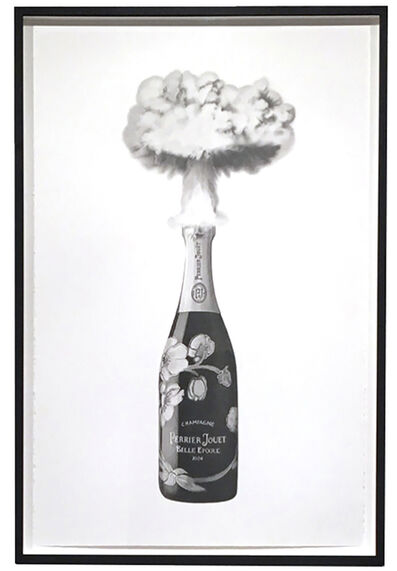 Eugenio Merino, 'Celebrating Destruction - Perrier Jouet', 2015