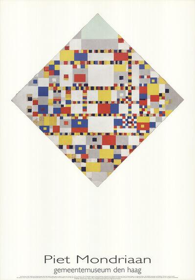 Piet Mondrian, 'Victory Boogie Woogie', 1986