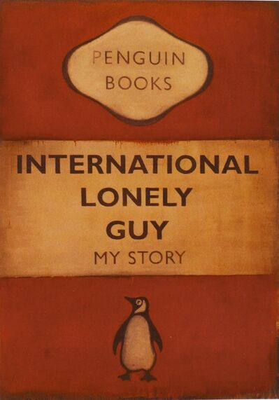 Harland Miller, 'The House of Fairy Tales (International Lonely Guy)', 2008
