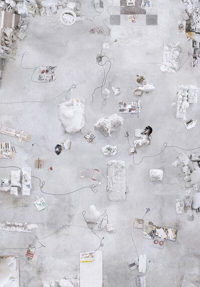 Katrin Korfmann, 'Marble, Carrara', 2017