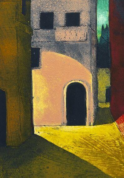 Treacy Ziegler, 'Italian Street'