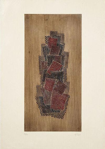 Arthur Luiz Piza, 'Echelle ', 1966