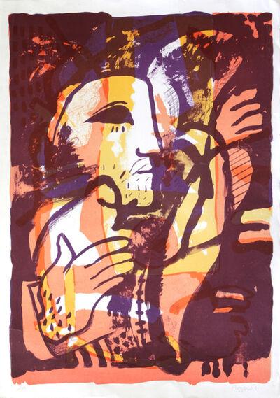 Dia Azzawi, 'Untitled', 1991