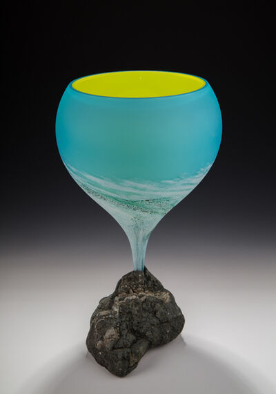 Mary Fox, 'Oceanic Chalice Yellow', 2018