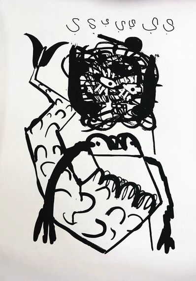 Boban Andjelkovic, 'Maler Glücklich', 2019