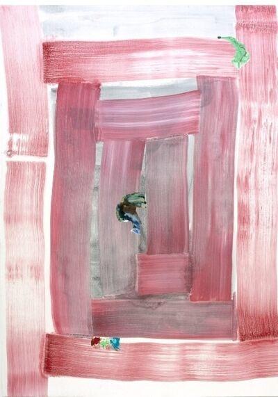 Vicky Uslé, 'Mil días de Lluvia', 2016