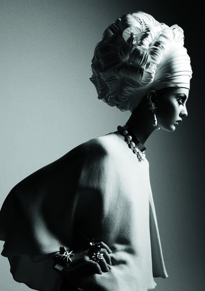 Greg Lotus, 'Paper Do, Italian Vogue', 2011