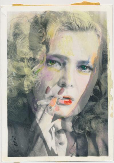 Lynn Hershman Leeson, 'Bogart/Rowlands', 1982
