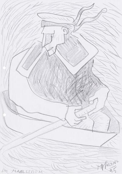"Kurt Hüpfner, '""Im Maelstrom""', 1995"