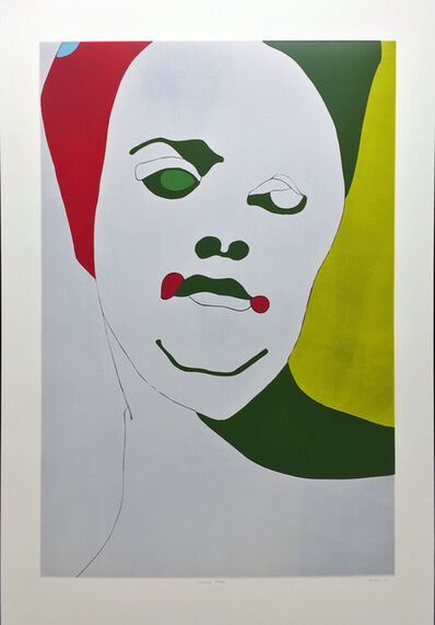 Gary Hume, 'Young Turk', 2012