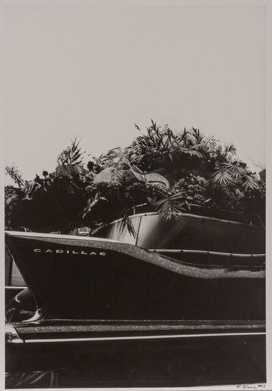 Robert Frank, '[Cadillac, NYC]', 1963