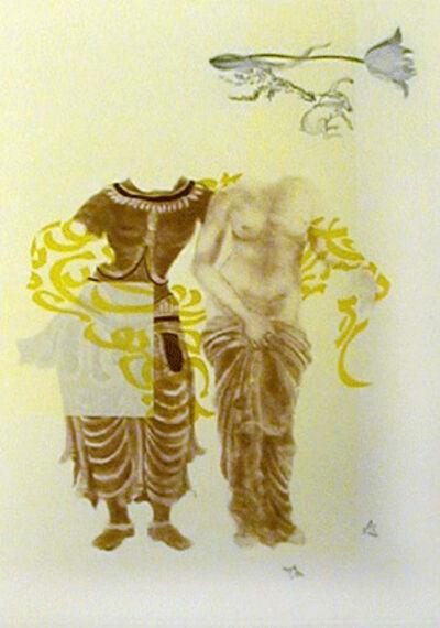 Shahzia Sikander, 'Maligned Monsters I', 2000