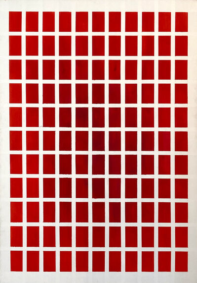 Nathan Slate Joseph, 'RED SQUARE', 2019