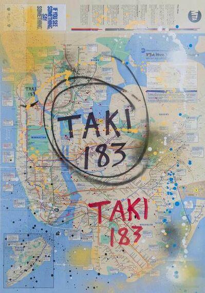 TAKI 183, 'UNITED MAP 3', 2011