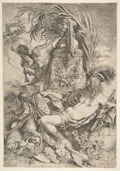 Giovanni Benedetto Castiglione, 'The Genius of Castiglione', ca. 1645–1647