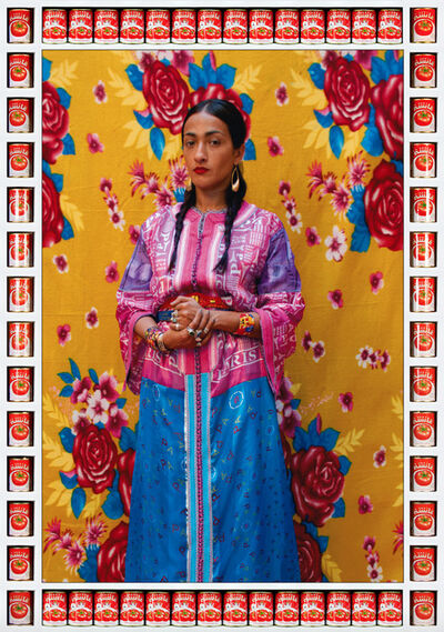 Hassan Hajjaj, 'Hindi Kahlo', 2011