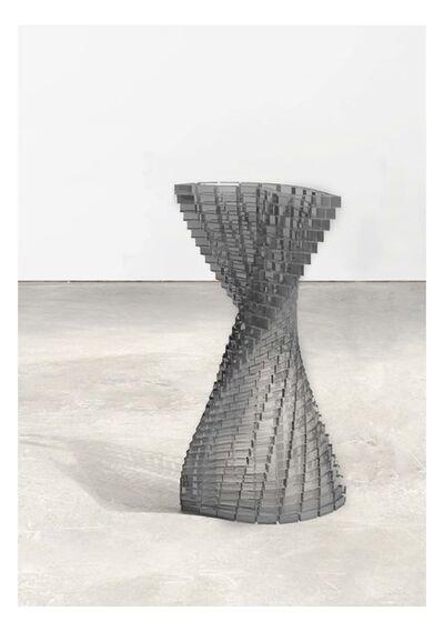 Shirazeh Houshiary, 'Wane', 2017