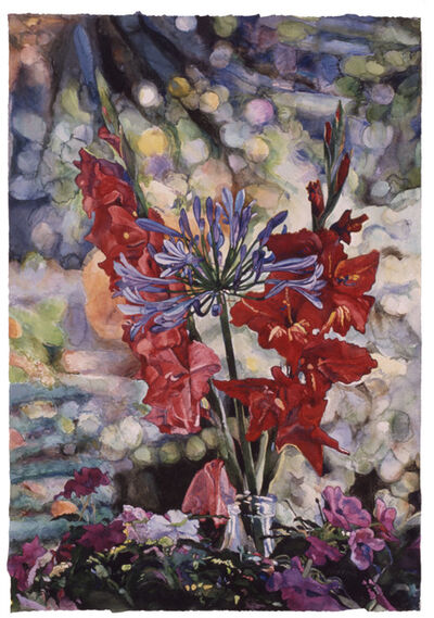 Joseph Raffael, 'Summer Bouquet', 1990