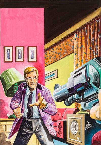 'Untitled (Man pointing gun)', c. 1960-75