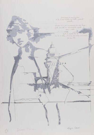 Giosetta Fioroni, 'Holidays eve', 1975