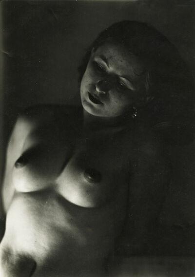 Joseph Vetrovsky, 'FemaleNude', 1929